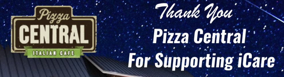 pizza central small banner